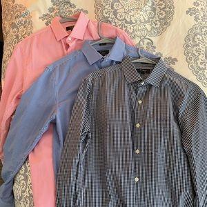 J. Crew Thompson Dress Shirts - 3 Shirt Bundle!